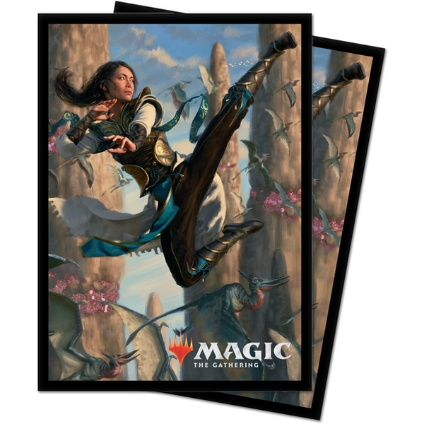 Ultra Pro Magic The Gathering: Ikoria V3 Standard 100 Deck Protector Sleeves