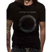 Nothing But Thieves - Logo Men's Medium T-Shirt - Black