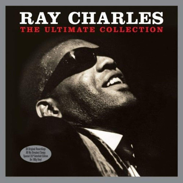 Ray Charles - The Ultimate Collection Clear  Vinyl