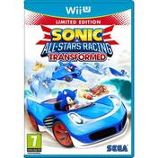 Sonic & All-Stars Racing Transformed Limited Edition Game Wii U