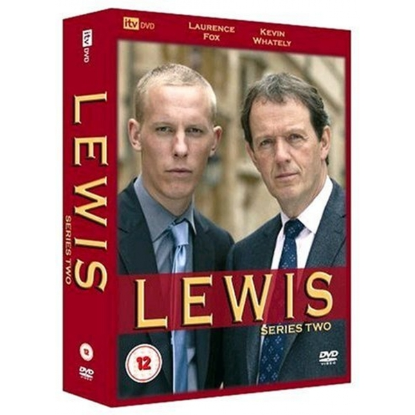 Lewis - Series Two DVD 2007