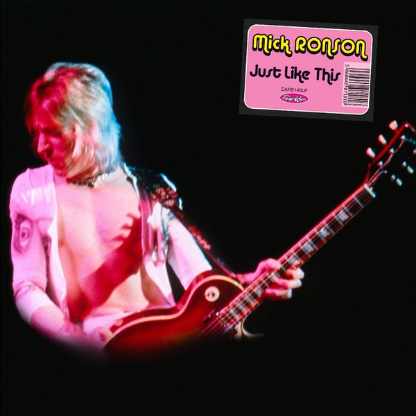 Mick Ronson - Just Like This Vinyl