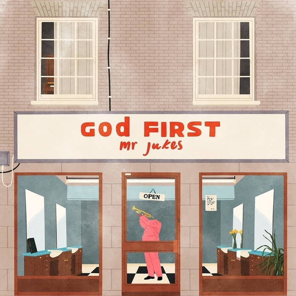 God First - Mr Jukes CD