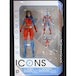 Atomica (DC Comics Icons) Deluxe Action Figure - Image 2