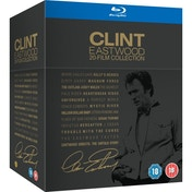 Clint Eastwood 20 Film Collection Blu-Ray