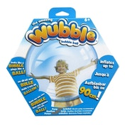 Ex-Display Wubble Bubble Ball without Pump Blue Used - Like New