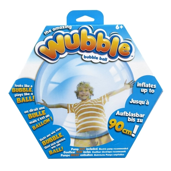 Ex-Display Wubble Bubble Ball without Pump Blue