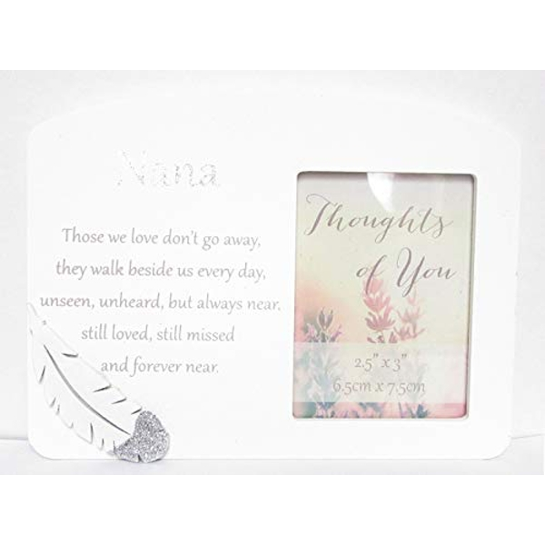 """2.5"""" x 3"""" - Thoughts of You Memorial Frame - Nana"""