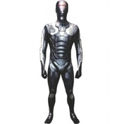 Morphsuit Robocop Medium
