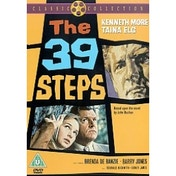 Thirty Nine Steps (1959) DVD