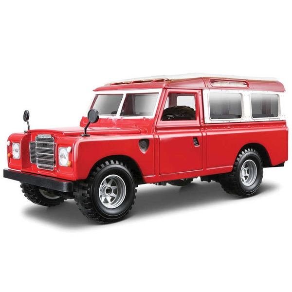1:24 Land Rover Diecast Model