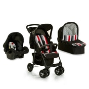 Hauck Shopper Trio Set Rainbow And Black