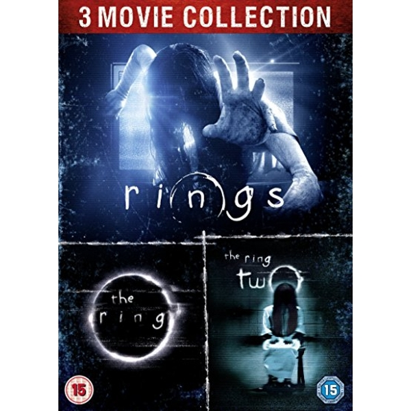 Rings Box Set 3 Movie Collection DVD