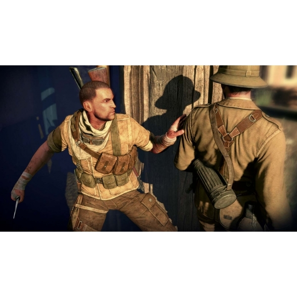 Sniper Elite III 3 with Hunt the Grey Wolf DLC Xbox 360 Game - Image 5
