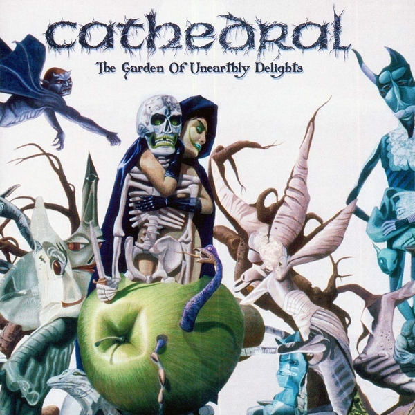 Cathedral - The Garden Of Unearthly Delights Vinyl