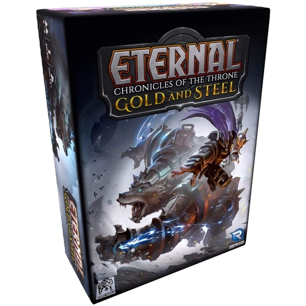 Eternal Chronicles Of The Throne Gold And Steel
