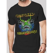 Thin Lizzy - Killer Men's Large T-shirt - Black