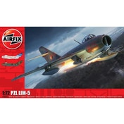 Airfix LIM-5 Series 3 Aircraft 1:72 Scale Model Kit