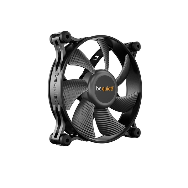 Be Quiet! (BL085) Shadow Wings 2 PWM Case Fan, 12cm, Rifle Bearing