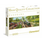 Clementoni Towards Dartmoor Panorama Jigsaw Puzzle (1000 Piece)