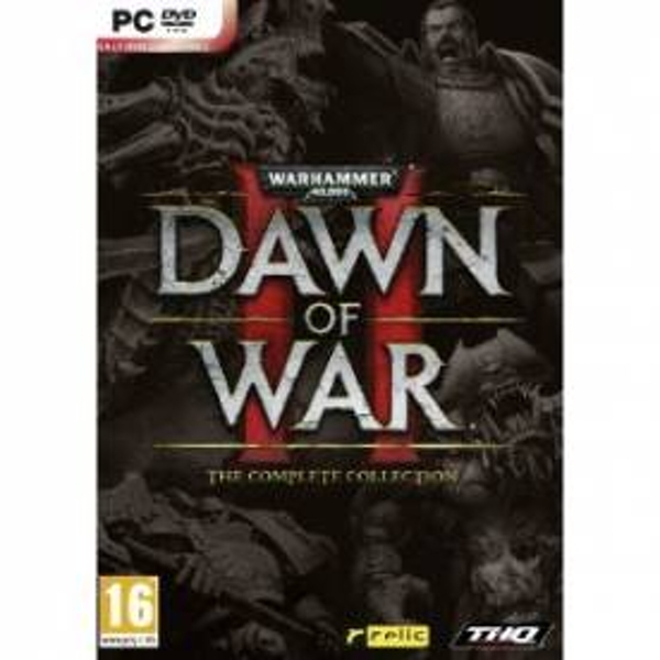 Dawn of War 2 II Complete Collection Game PC
