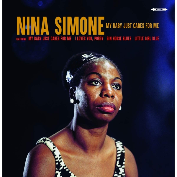 Nina Simone - My Baby Just Cares For Me Vinyl