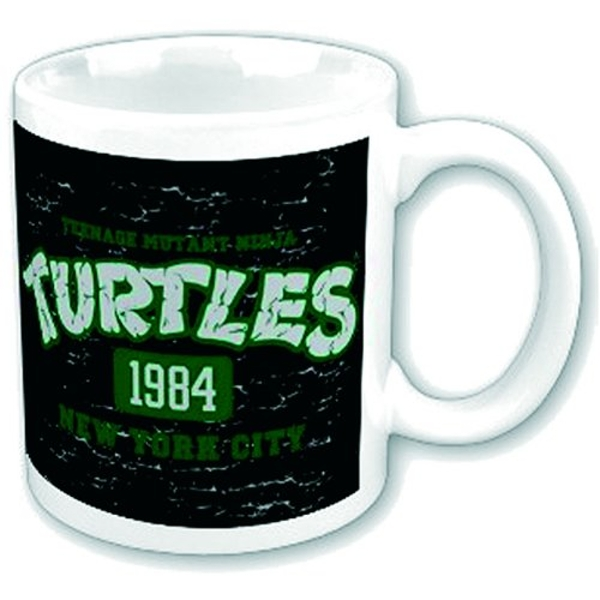 Teenage Mutant Ninja Turtles NYC 1983. Mug