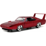 Dom's Dodge Charger Daytona (Fast & Furious 7) Jada 1:24 Diecast Model