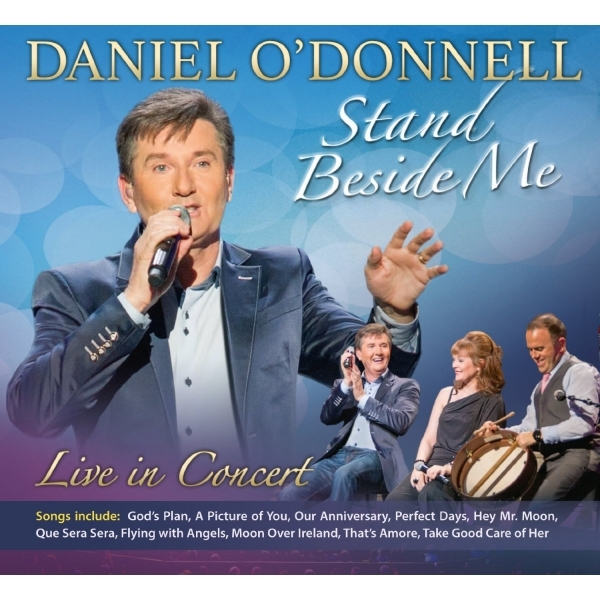 Daniel O'Donnell - Stand Beside Me CD