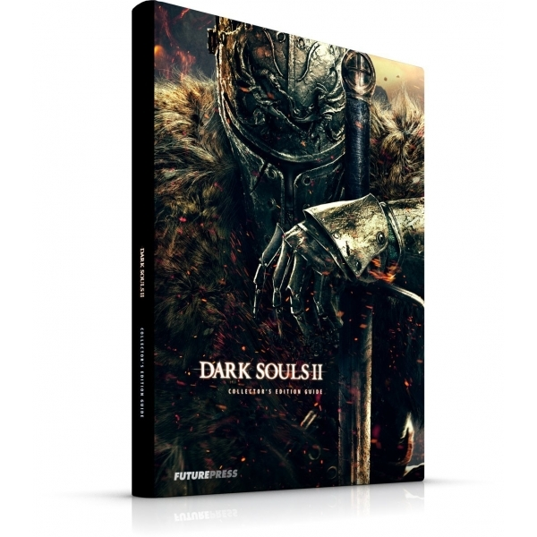 Dark Souls II 2 Collector's Edition Hardback Guide