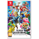 Super Smash Bros Ultimate Nintendo Switch Game