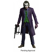 DC The Dark Knight 1/4 Scale Action Figure The Joker