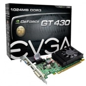 GeForce GT430 1024MB DDR3 Graphic Card