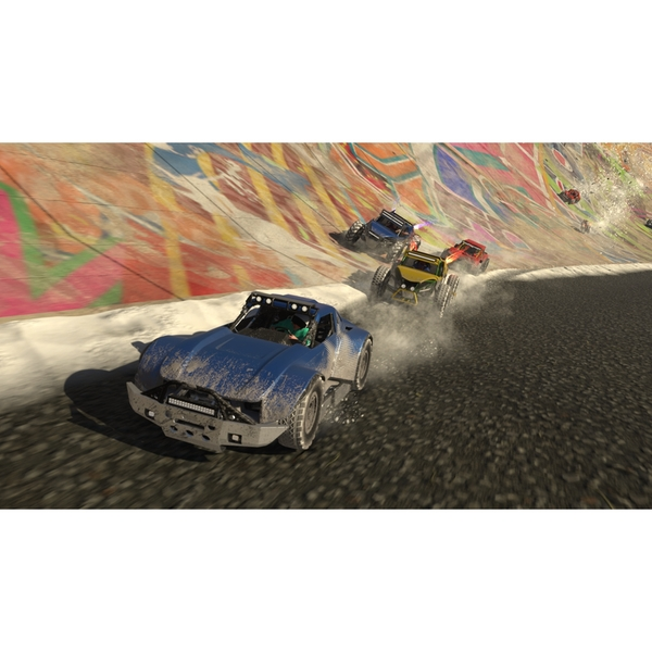 Onrush Day One Edition PS4 Game (Tombstone DLC) - Image 5