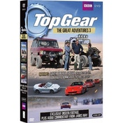 Top Gear - The Great Adventures 3 DVD