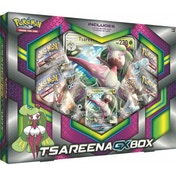 Pokemon TCG: Tsareena-GX Box