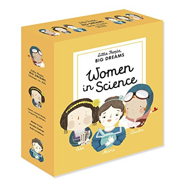 Little People, BIG DREAMS: Women in Science  Other book format 2018