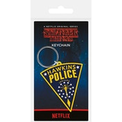 Stranger Things - Hawkins Police Patch Keychain