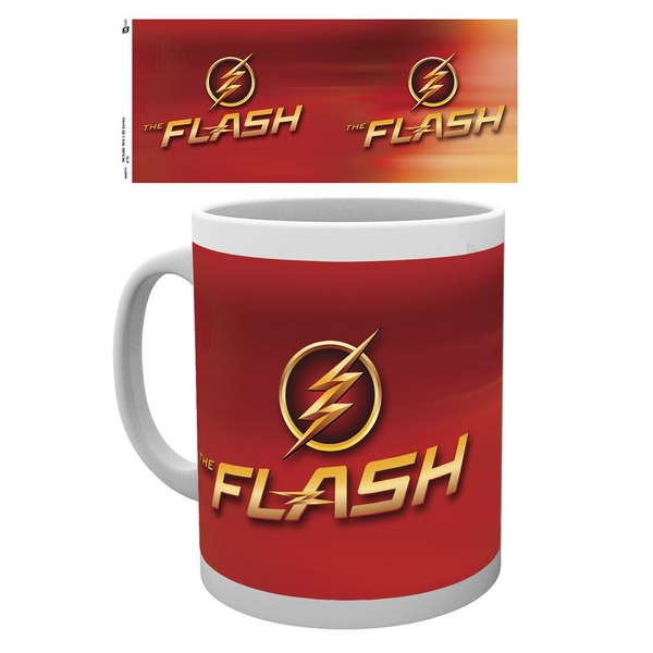 The Flash - Logo Mug