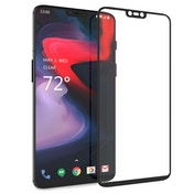 CASEFLEX ONEPLUS 6 GLASS SCREEN PROTECTOR (SINGLE) - BLACK EDGE