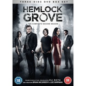 Hemlock Grove The Complete Second Season DVD