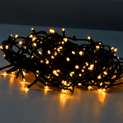 LED String Fairy Lights | Pukkr 200 LED, 20m, Warm White