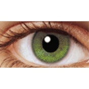Coral Green 1 Month Coloured Contact Lenses (MesmerEyez Illusionz)