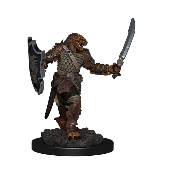 D&D Icons of the Realms Premium Figures - Dragonborn Female Paladin