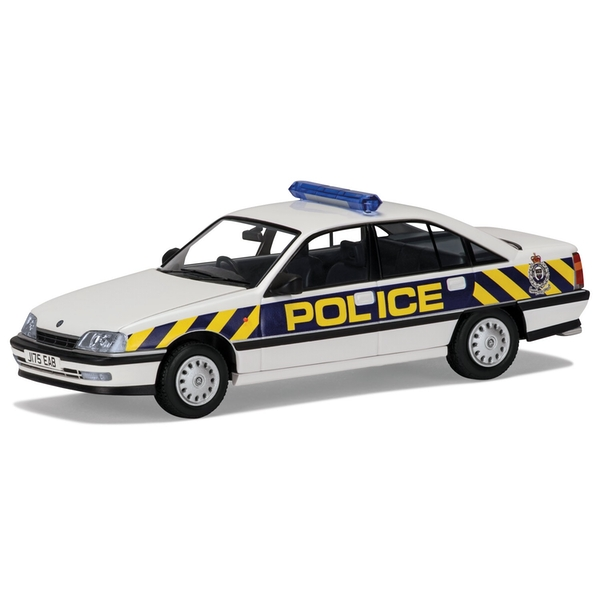 Vauxhall Carlton 2.6Li West Mercia Constabulary 1:43 Corgi Vanguard Model