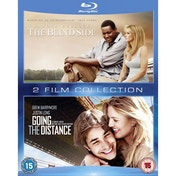 Blindside/ Going The Distance Blu-ray