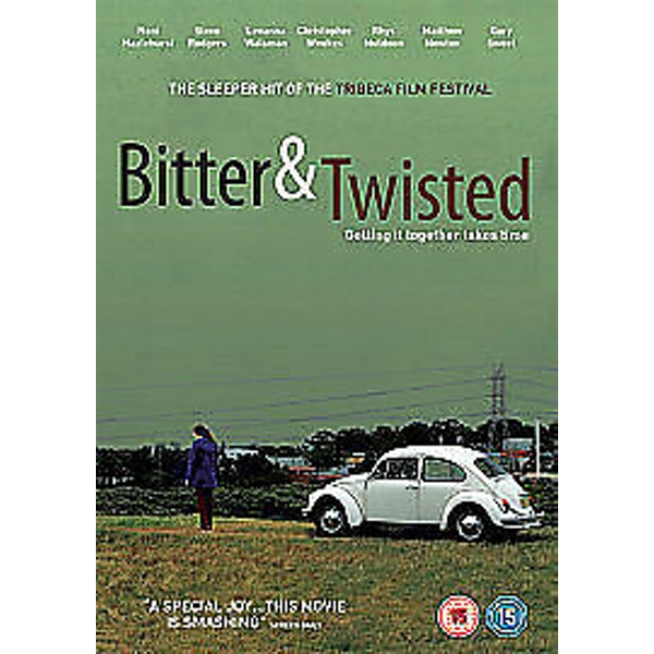 Bitter And Twisted DVD
