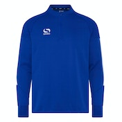 Sondico Evo Quarter Zip Sweatshirt Youth Youth X Large Royal