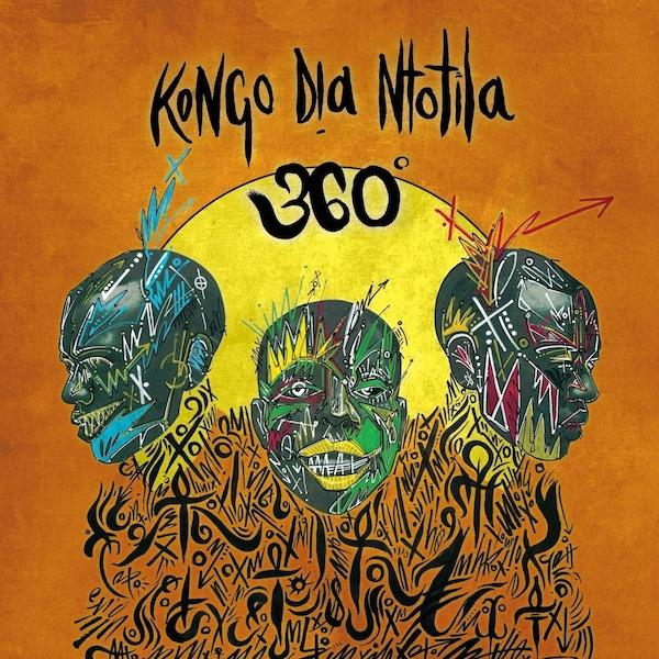 Kongo Dia Ntotila - 360 Degrees Vinyl