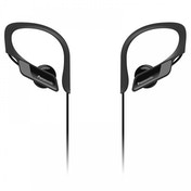 Panasonic RPBTS10EK Wireless Sports Clip Bluetooth Earphones Black